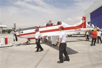 TURKEY LAUNCHES NEW BID FOR LIGHT TRAINER AIRCRAFT