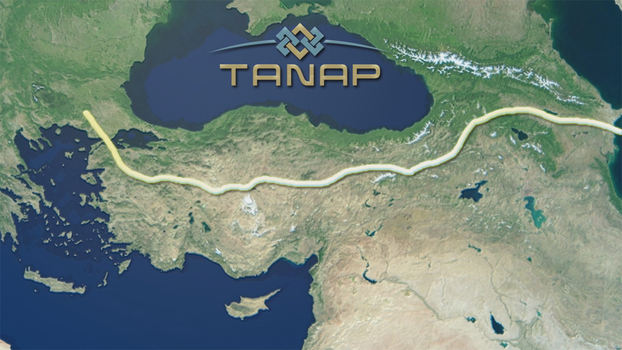 TANAP GAS PIPELINE PROJECT SEES SHAREHOLDING DEAL WITH BP SOON
