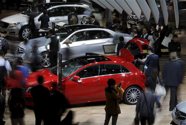 CAR SALES IN TURKEY UP 40 PERCENT IN MAY