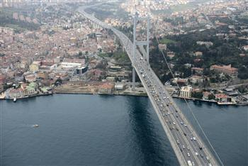 TENDER TO BE LAUNCHED FOR BOSPHORUS BRIDGES MAINTENANCE