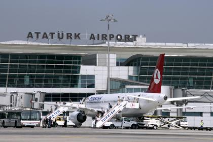 ISTANBUL ATATURK AIRPORT RANKED 3RD IN PASSENGER TRAFFIC IN EUROPE