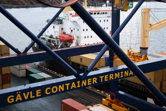YILPORT ACQUIRES SWEDISH CONTAINER TERMINAL