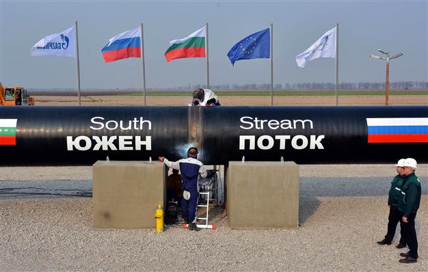 TURKEY APPROVES ENVIRONMENTAL REPORT FOR SOUTH STREAM PIPELINE
