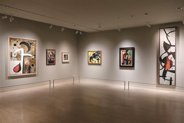 CATALAN MASTER MIRO COMES TO SAKIP SABANCI MUSEUM