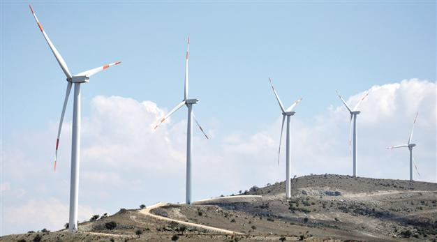 TURKEY'S WIND POWER PRODUCTION INCREASES