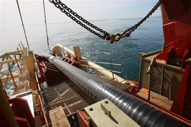 RUSSIA AND TURKEY MAY SIGN AGREEMENT ON TURKISH STREAM BY END OF JUNE