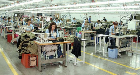 TURKEY NAMED WORLD'S SIXTH LARGEST TEXTILE EXPORTER