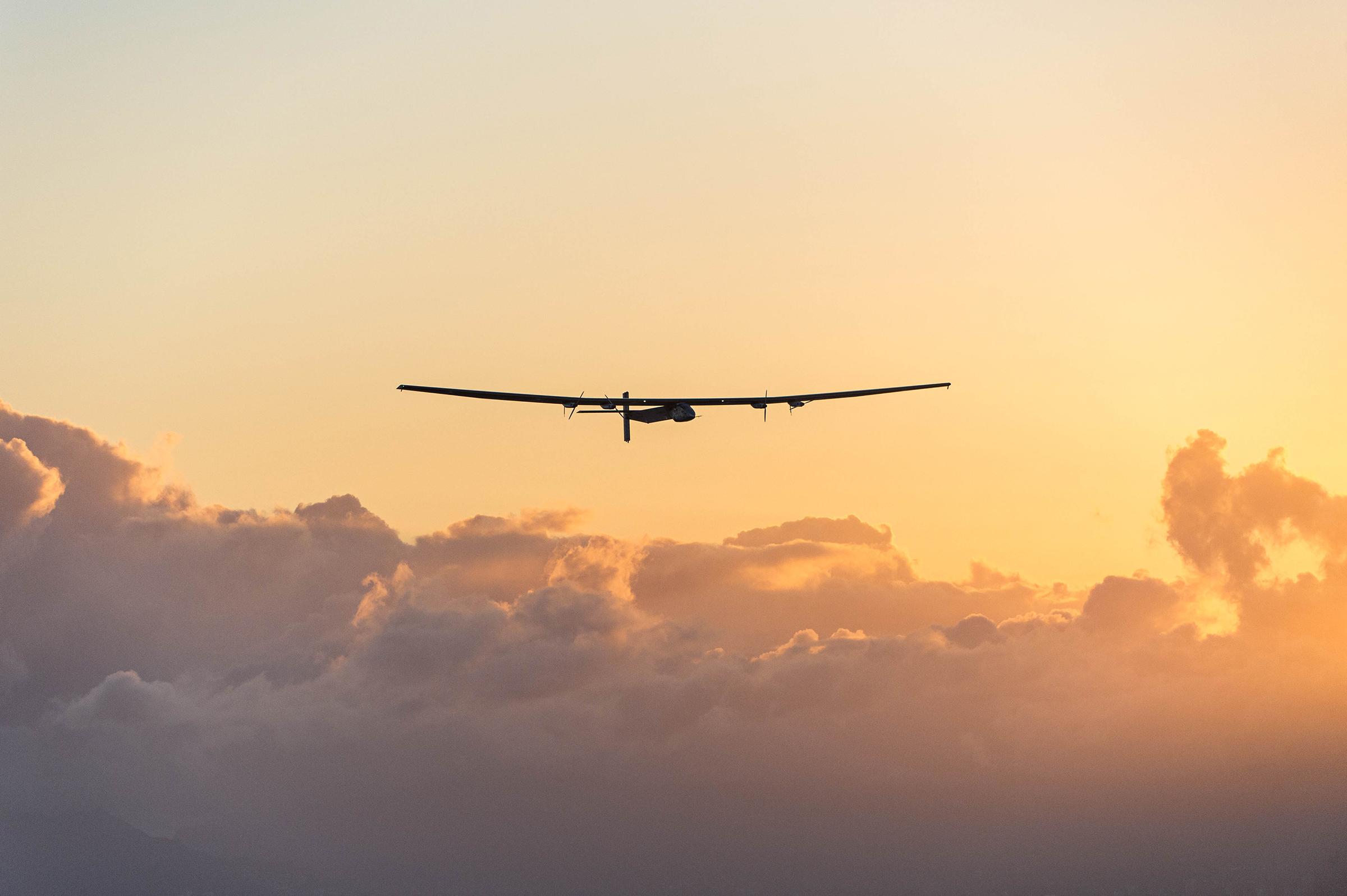 SOLAR IMPULSE 2 IS READY TO FINISH ITS ROUND-THE-WORLD FLIGHT