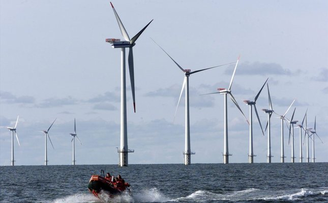 OFFSHORE WIND TURBINES FOR TURKEY