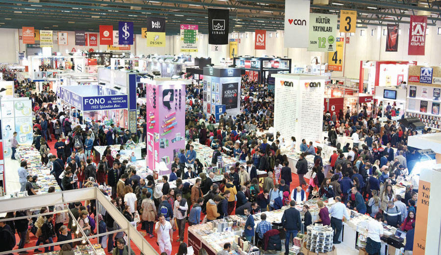 Countdown starts for Istanbul Book Fair